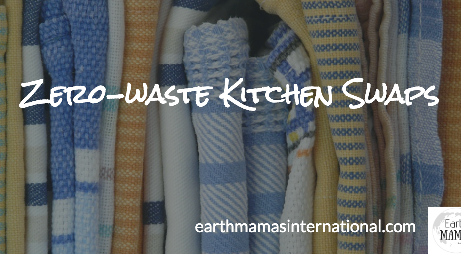 Kitchen Swaps, 10 Easy Ways to Reduce Waste in your Kitchen